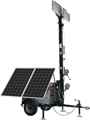 Solar Lighting Trailers (SLT)